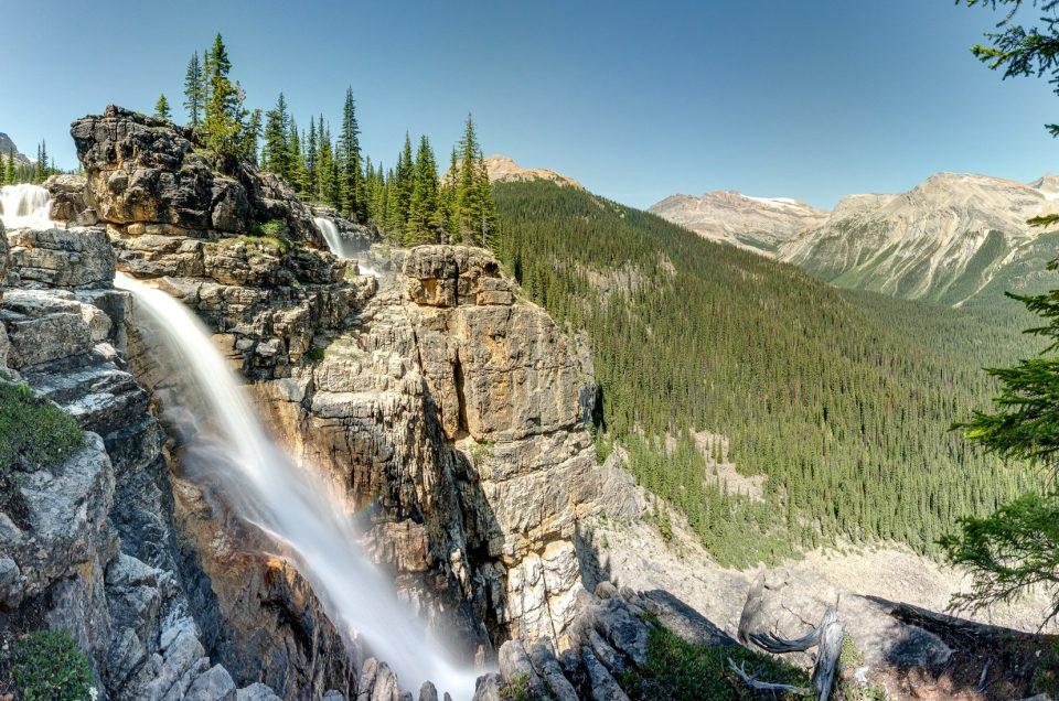 Twin Falls, Yoho National Park BC