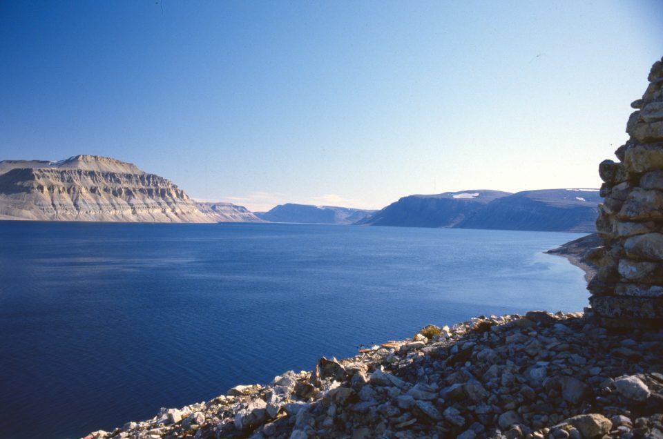 Baillarge Bay, Baffin Island Nunavut