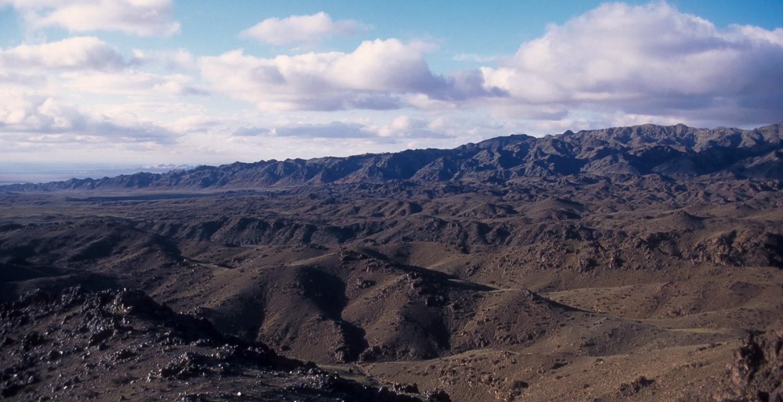 Rocky Gobi Desert, OmnGob Aimag, Mongolia